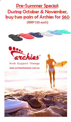 2 for $60 Archies offer